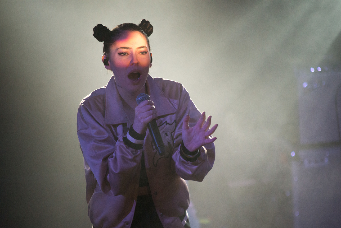 Bishop Briggs, presented by SoundExchange Sessions. Photo by Karl Capelli