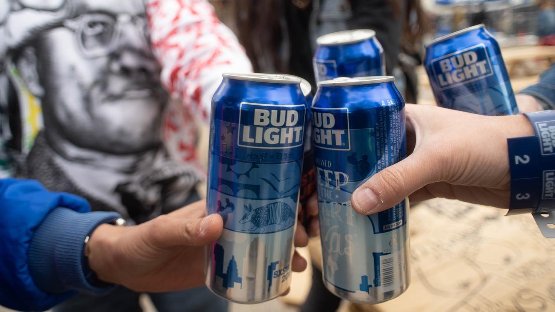 Bud light sponsorship at SXSW