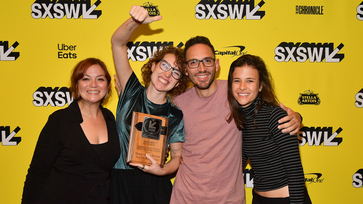 CherryPicks First Female Award Special Jury Recognition - Days of the Whale - Photo by Matt Winkelmeyer/Getty Images for SXSW