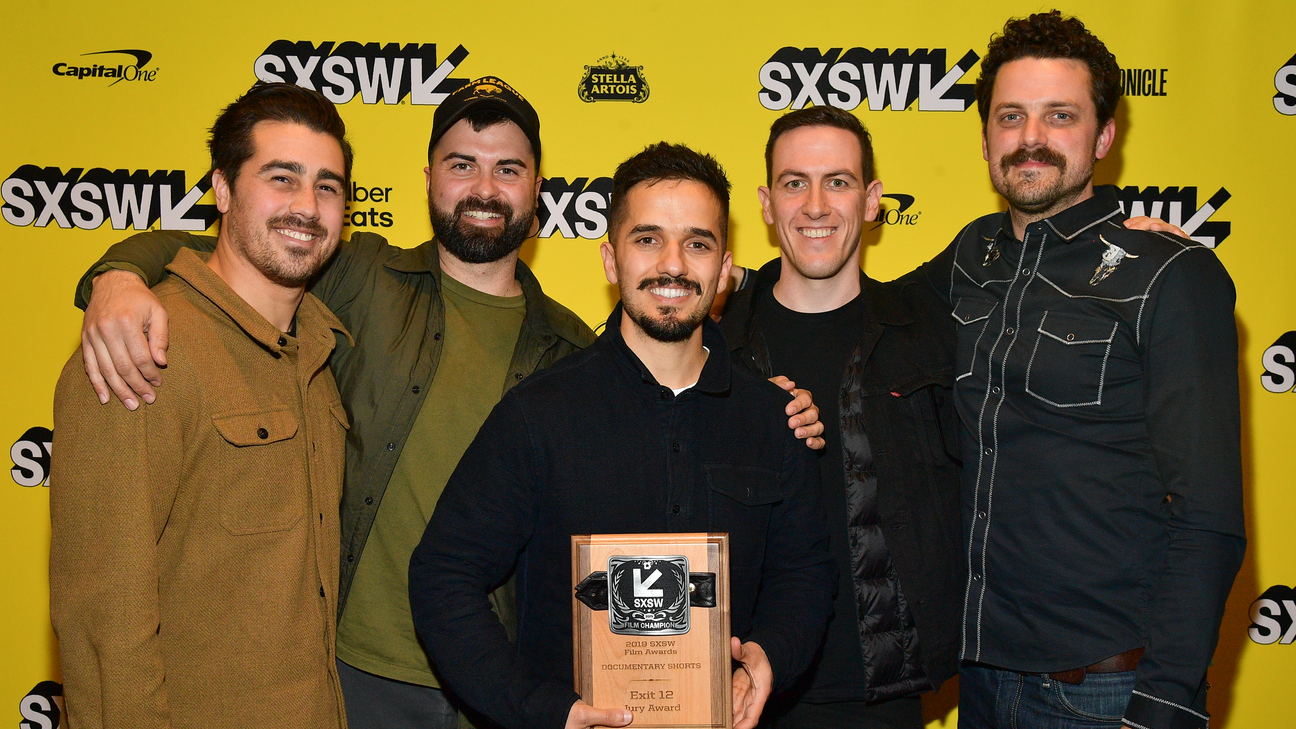 Documentary Short Jury Winner Exit 12 - Photo by Matt Winkelmeyer/Getty Images for SXSW