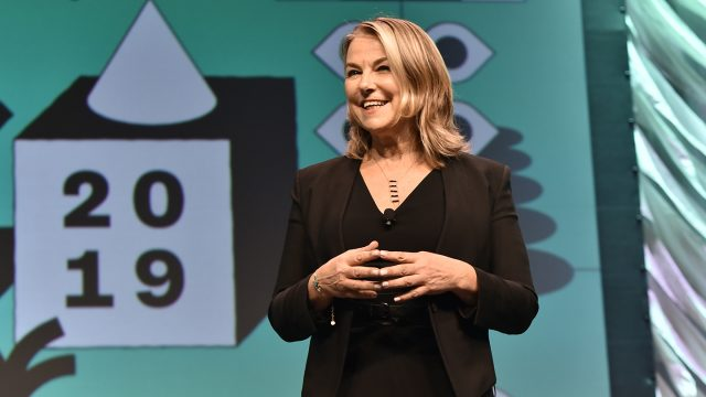 2019 Featured Speaker, Esther Perel - Photo by Chris Saucedo/Getty Images for SXSW