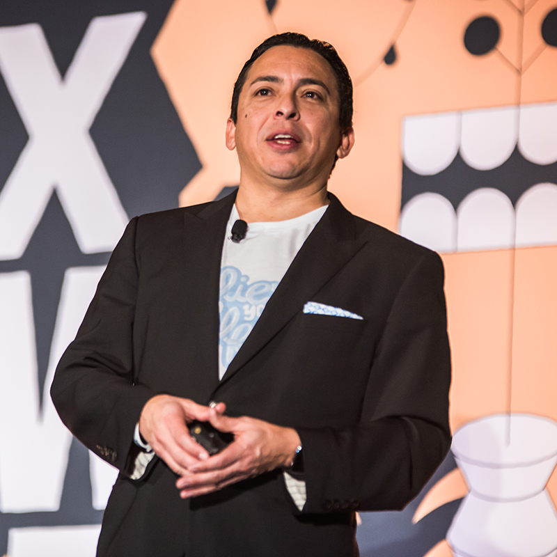 Featured Session, Brian Solis - Photo by Lisa Walker