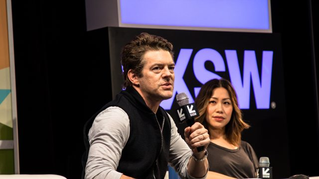 Jason Blum. Photo by Kaylin Balderrama