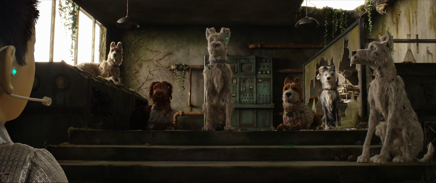 Isle of Dogs. Courtesy of Fox Searchlight Pictures