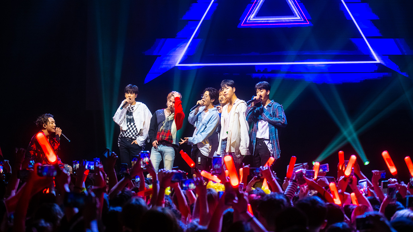 iKON at SXSW 2019 - Photo by Adam Kissick
