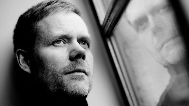 Max Richter. Photo by Rhys Frampton, Courtesy of Deutsche Grammophon