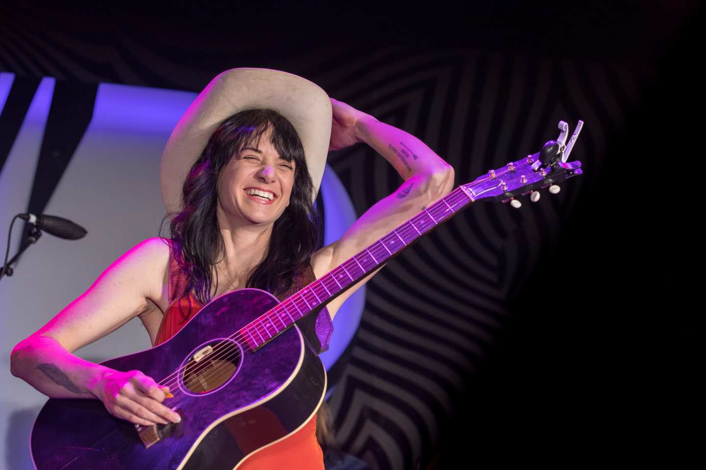Nikki Lane, presented by Pandora. Photo by Cal Holman