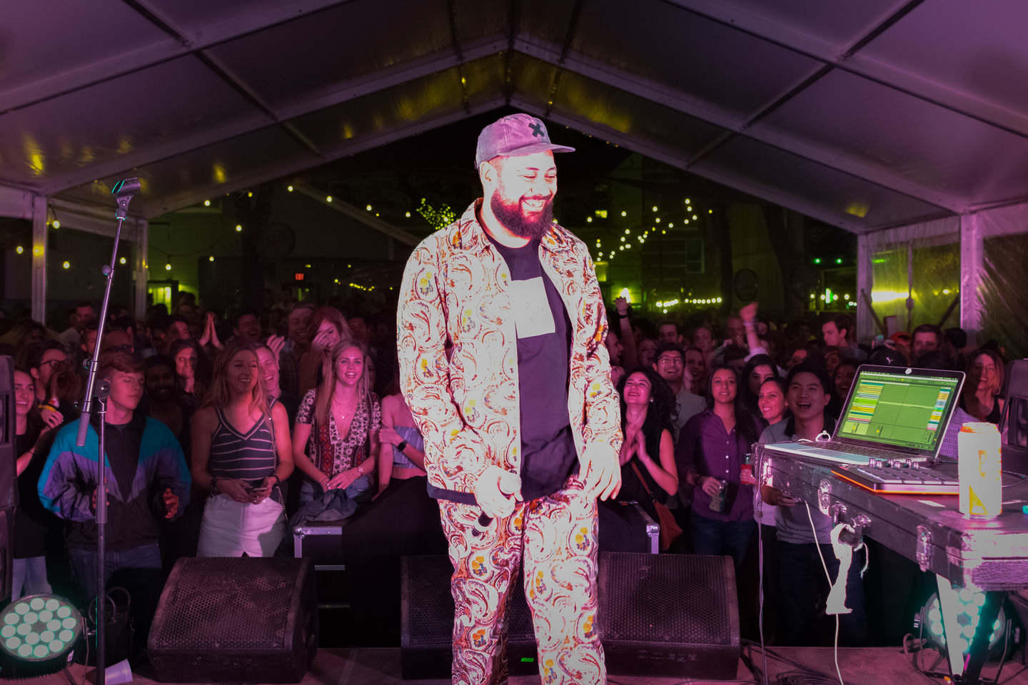 Noah Slee, presented by Majestic Casual: Appetizer. Photo by Kumi Otani