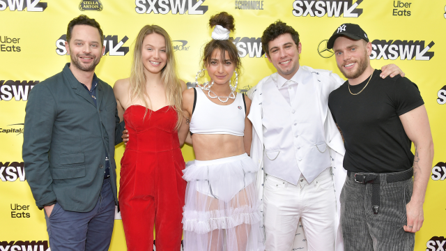 World Premiere of Olympic Dreams - Photo by Michael Loccisano/Getty Images for SXSW