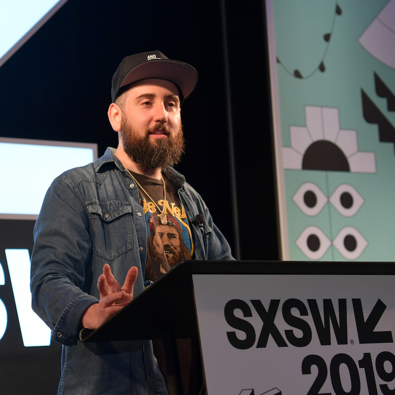Ross Golan - Photo by Danny Matson/Getty Images for SXSW