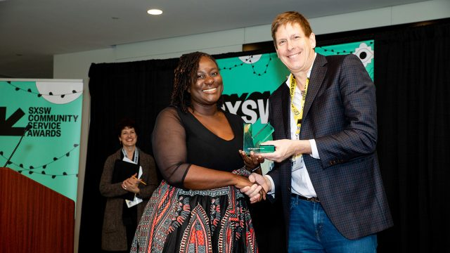 SXSW Community Service Awards 2019 - Photo by Errich Petersen