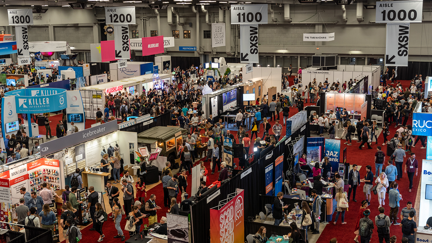 SXSW Trade Show 2019 - Photo by Merrick Ales