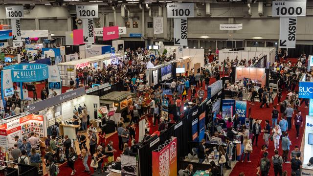 SXSW Trade Show 2019