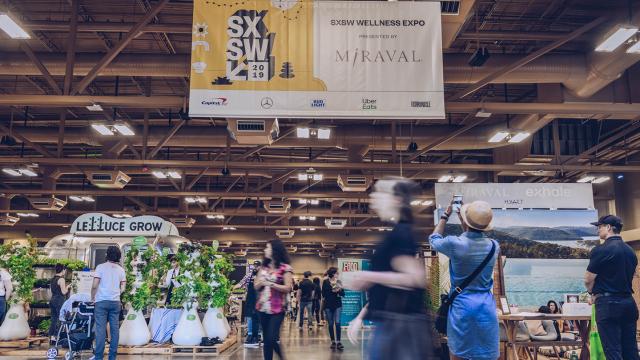 SXSW Wellness Expo 2019