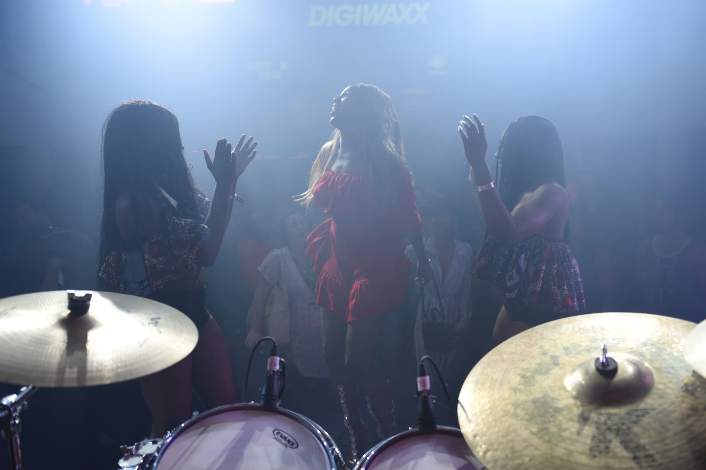 Seyi Shay, presented by Digiwaxx. Photo by Melanie DeMartinis