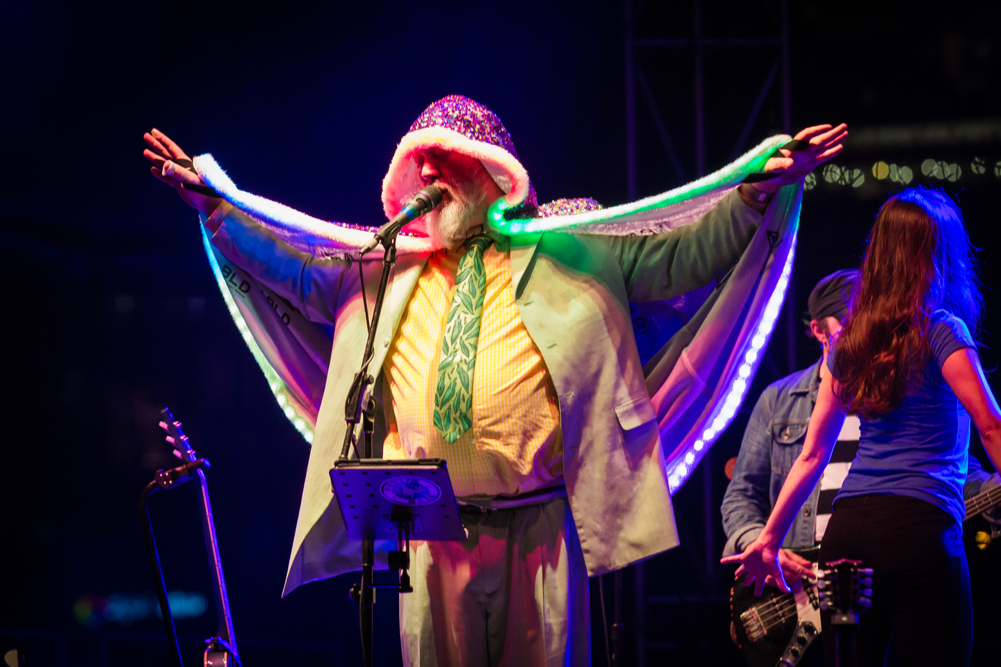 Shinyribs, 2018. Photo by Shedrick Pelt