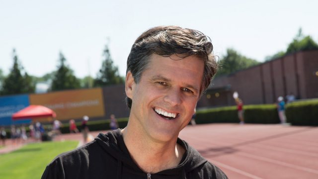Tim Shriver. Photo courtesy of Special Olympics