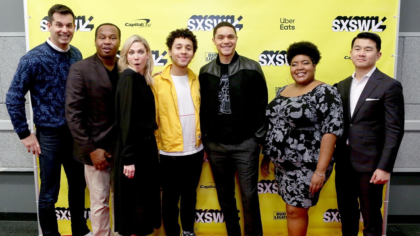 2019 Featured Speakers Trevor Noah & The Daily Show News Team - Photo by Travis P Ball/Getty Images for SXSW