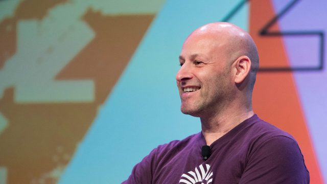 Joseph Lubin. Photo by Will Blake