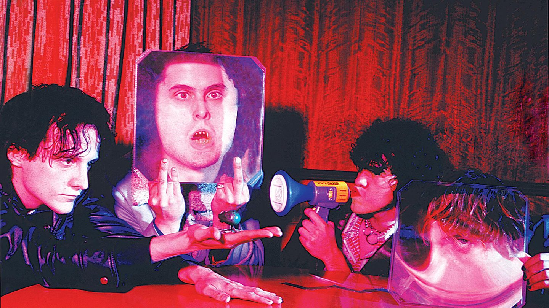 Brainiac Transmissions After Zero. Photo by Adam Richer