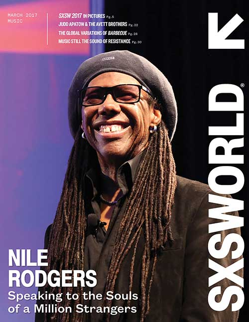 March 2017 Music SXSWorld Cover