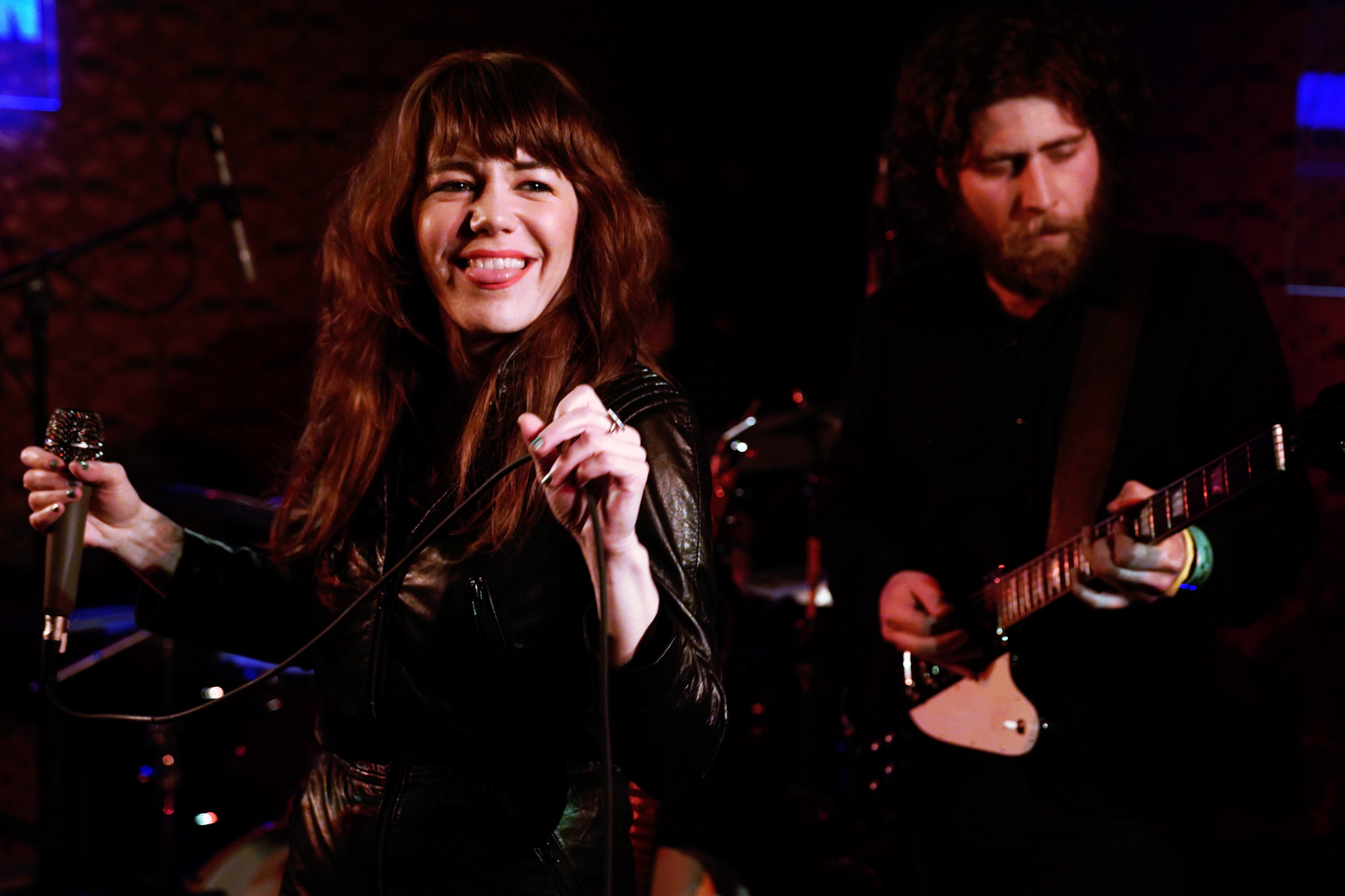 Jenny Lewis at Banger's Basement, presented by Netflix: The Highwaymen House – Photo by Ismael Quintanilla/Getty Images for SXSW