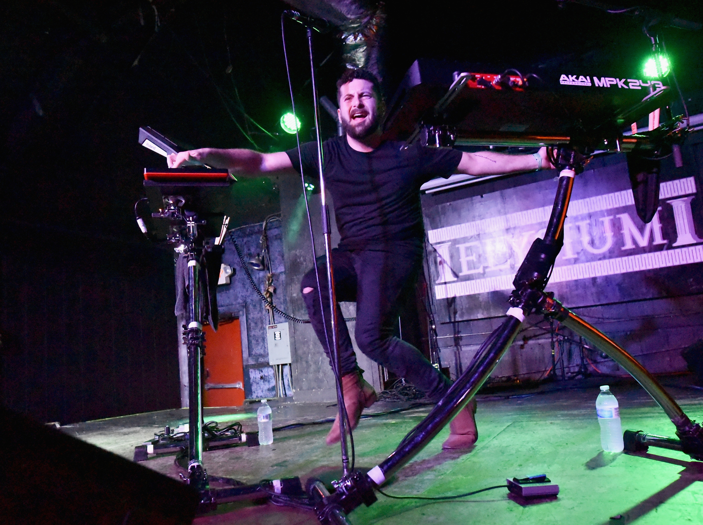 Elderbrook at Elysium, presented by KCRW – Photo by Chris Saucedo/Getty Images for SXSW