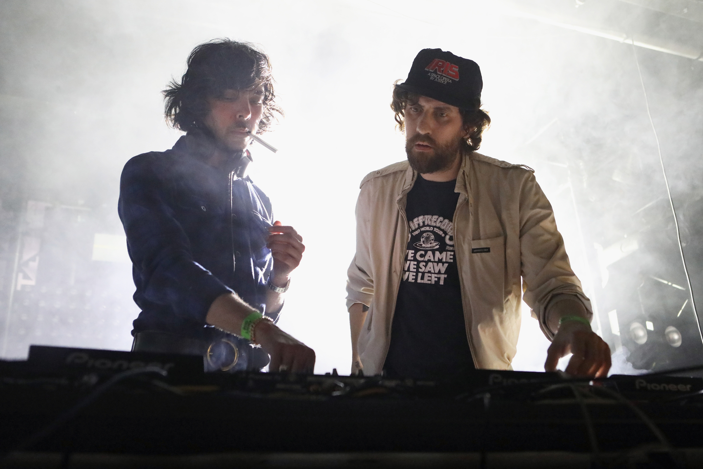 Justice DJ Set at The Main – Photo by Samantha Burkardt/Getty Images for SXSW)