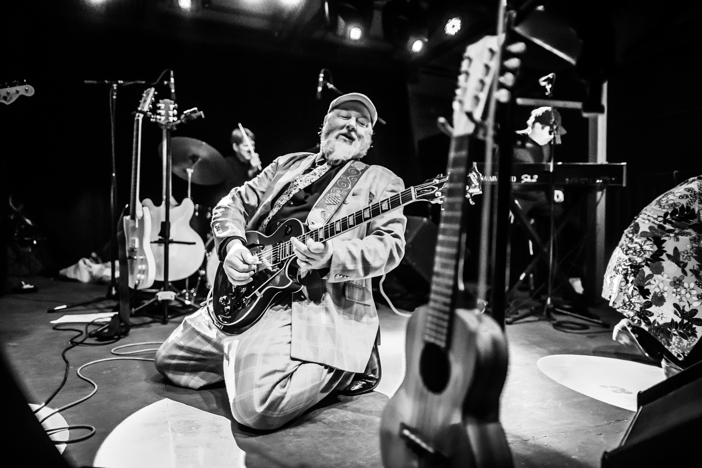 Shinyribs at The Belmont, presented by KOOP Radio – Photo by Aaron Rogosin