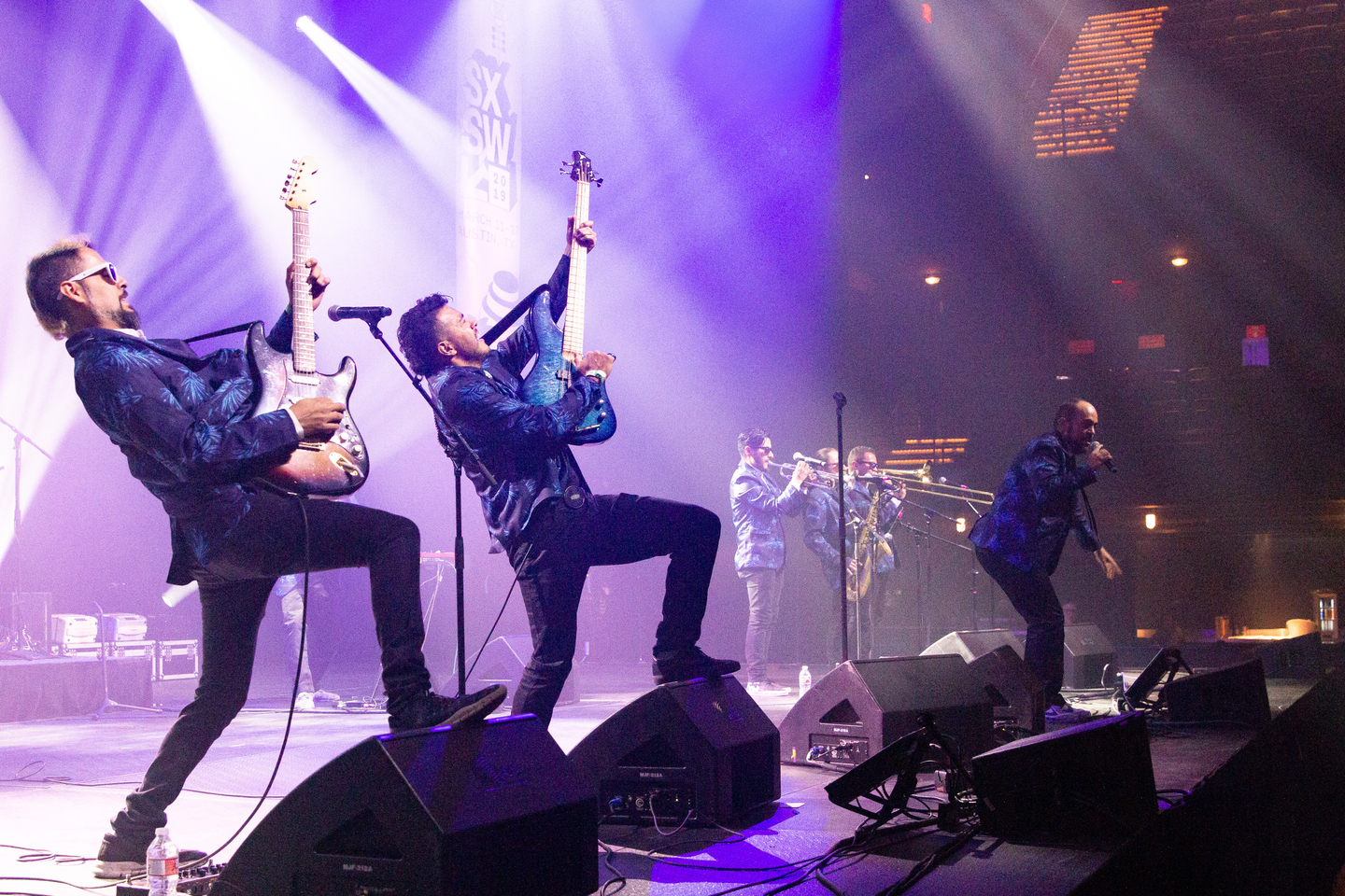 Agrupación Cariño at Austin City Limits Live at the Moody Theater – Photo by Justin Zamudio