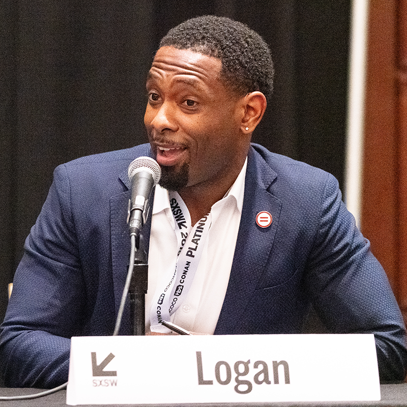 Are There Civil Rights in a Tech World? - Gavin Logan - 2019 - Photo by Von Franklin