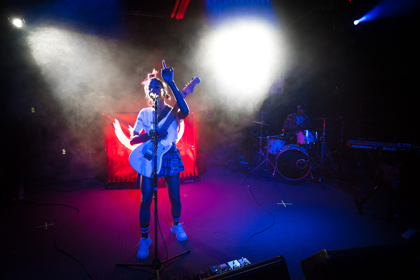 BAYLI at Empire Garage, presented by Treble – Photo by Christopher Bouie