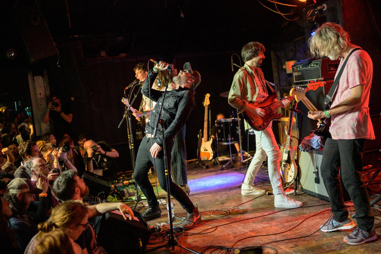 Broken Social Scene at Elysium, presented by KCRW – Photo by Tico Mendoza