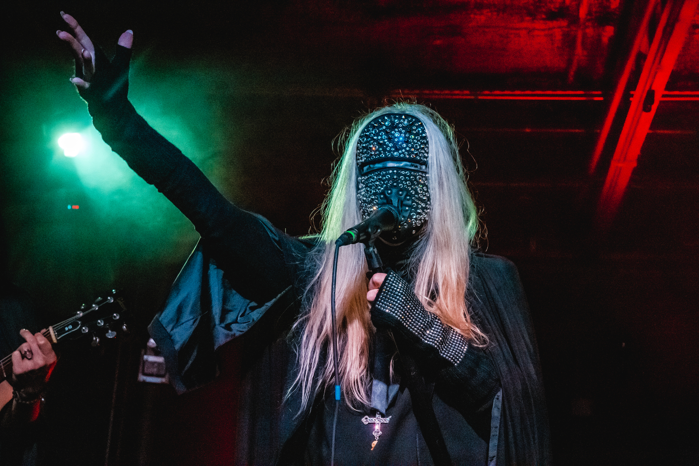 Coven at Empire Garage, presented by LPR x Psycho Entertainment – Photo by Levi Thomspon