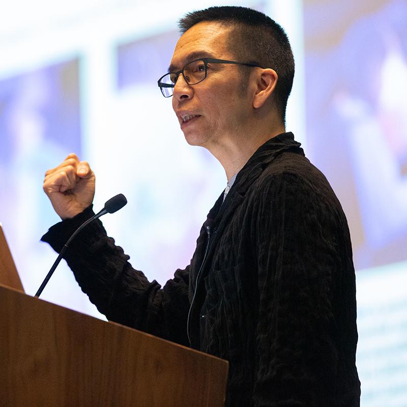 DesignInTech 2019 - John Maeda - Photo by Miguel Esparza