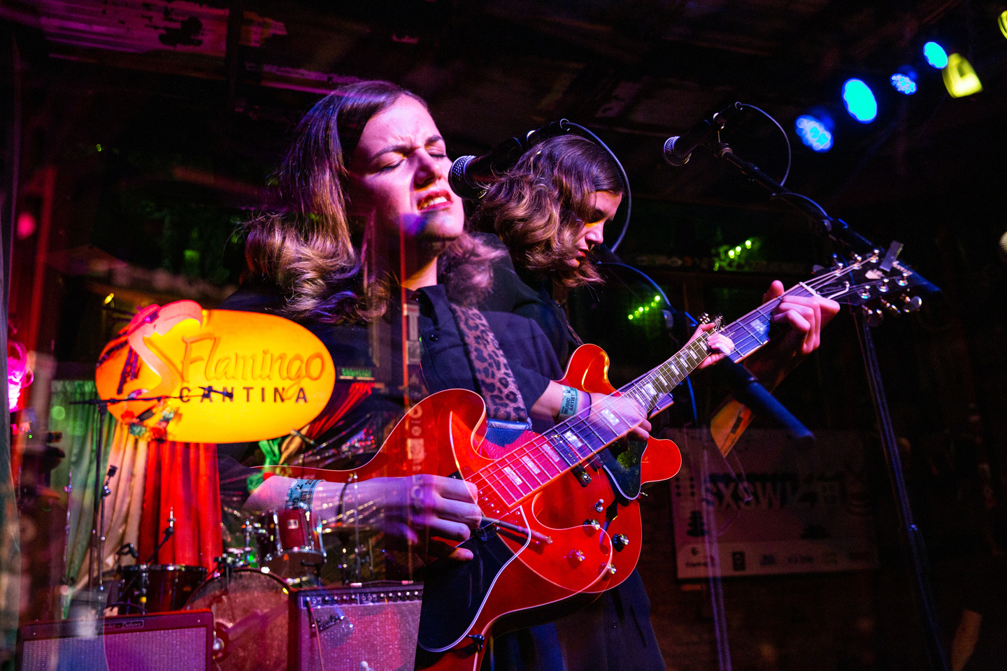 Fer Casillas at Flamingo Cantina, presented by Sounds from Mexico – Photo by KArla Bruciaga
