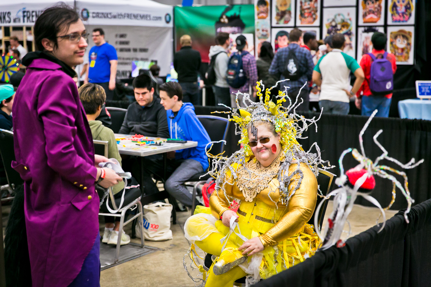 SXSW Gaming Expo – Photo by Travis Lilley