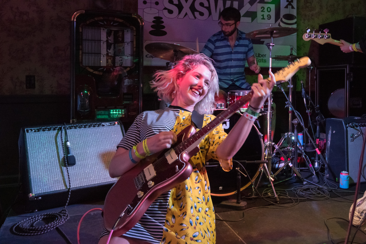 Gurr at Seven Grand, presented by Killing Moon Live x ReverbNation – Photo by JD Lewis