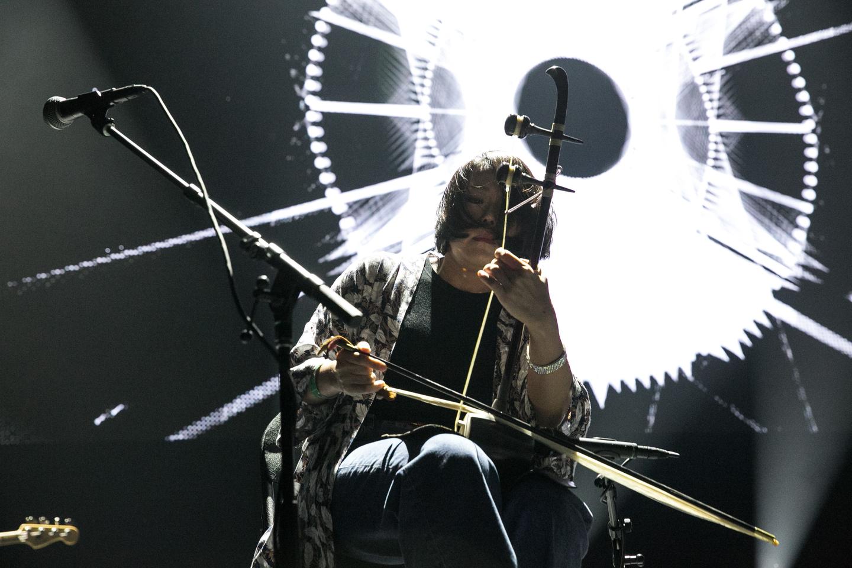Jambinai at Austin City Limits Live at the Moody Theater, presented by Korea Spotlight – Photo by Zachary de Guzman