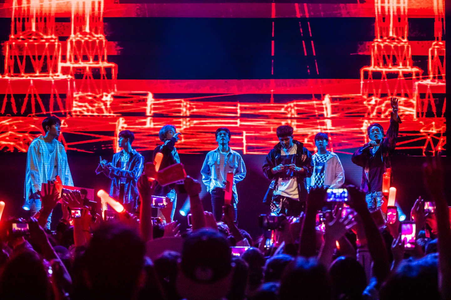 iKON at Austin City Limits Live at the Moody Theater, presented by Korea Spotlight – Photo by Adam Kissick
