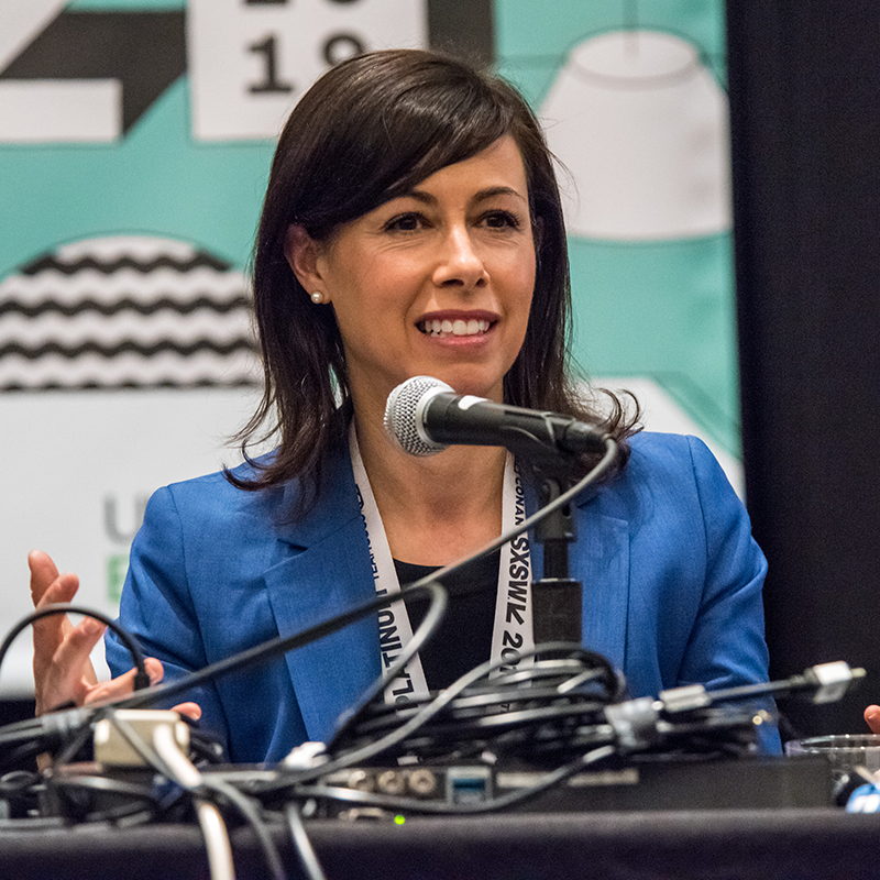 Politicians Yell at the Cloud Congress and Tech - Jessica Rosenworcel - 2019 - Photo by Amanda Stronza