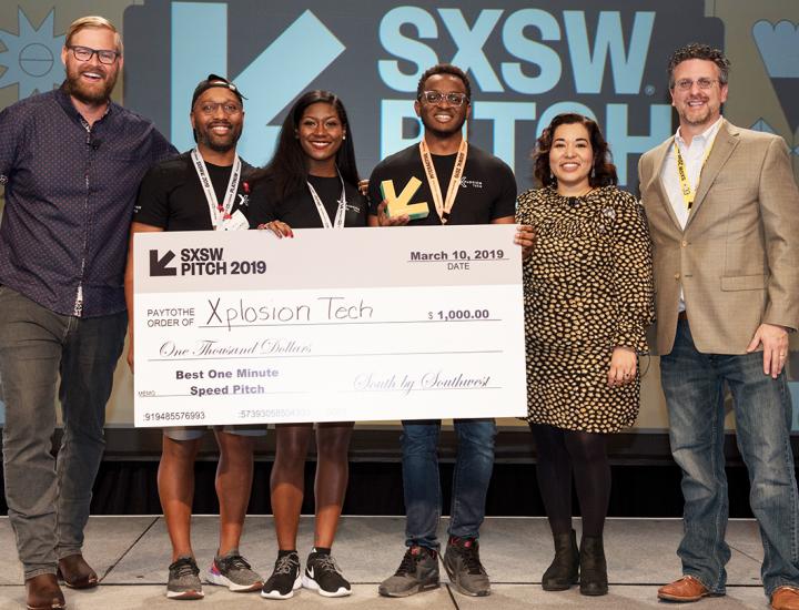 2019 SXSW Pitch Awards Ceremony – Photo by Camille Mayor