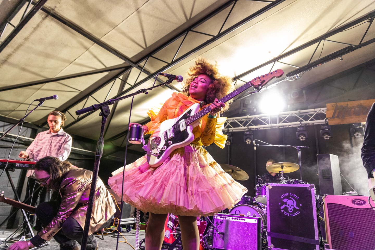 Seratones at Mohawk Outdoor, presented by New West Records – Photo by Manuel Gonzales Jr