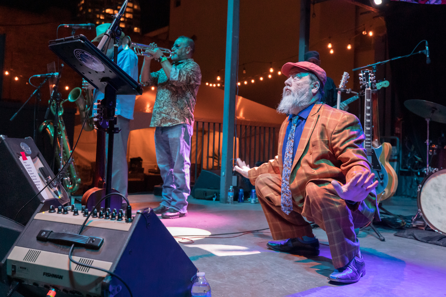 Shinyribs at the Belmont, presented by KOOP Radio – Photo by Cal Holman