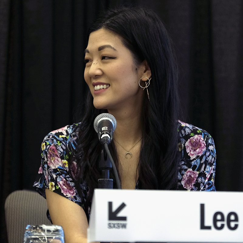 The Women Redefining Work - Michelle Lee - 2019 - Photo by Hubert Vestil/Getty Images for SXSW