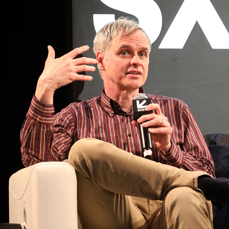 Featured Session: Shooting Stars: How NASA Works with Film & TV - Bert Ulrich - 2019 - Photo by Diego Donamaria/Getty Images for SXSW