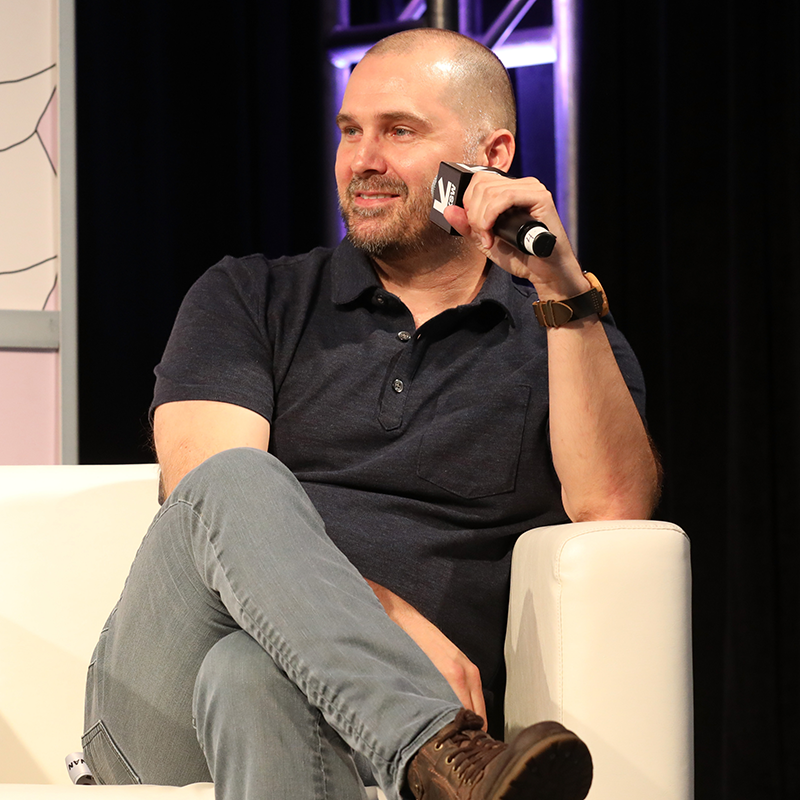 Featured Session: Shooting Stars: How NASA Works with Film & TV - Joby Harris - 2019 - Photo by Diego Donamaria/Getty Images for SXSW