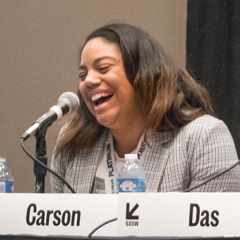 Advancing Mental Wellbeing In Communities of Color - Lauren Carson - 2019 - Photo by Christopher Bouie