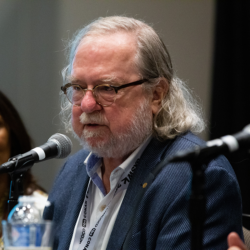 Fight Against Cancer - James Allison, MD - 2019 - Photo by Alexa Gonzalez Wagner