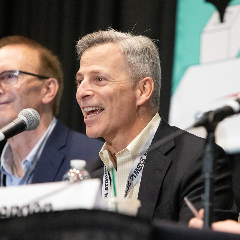 Healthcare's Digital Disruptors Hope vs Hype - Ira Nash - 2019 - Photo by Donny DeBruno